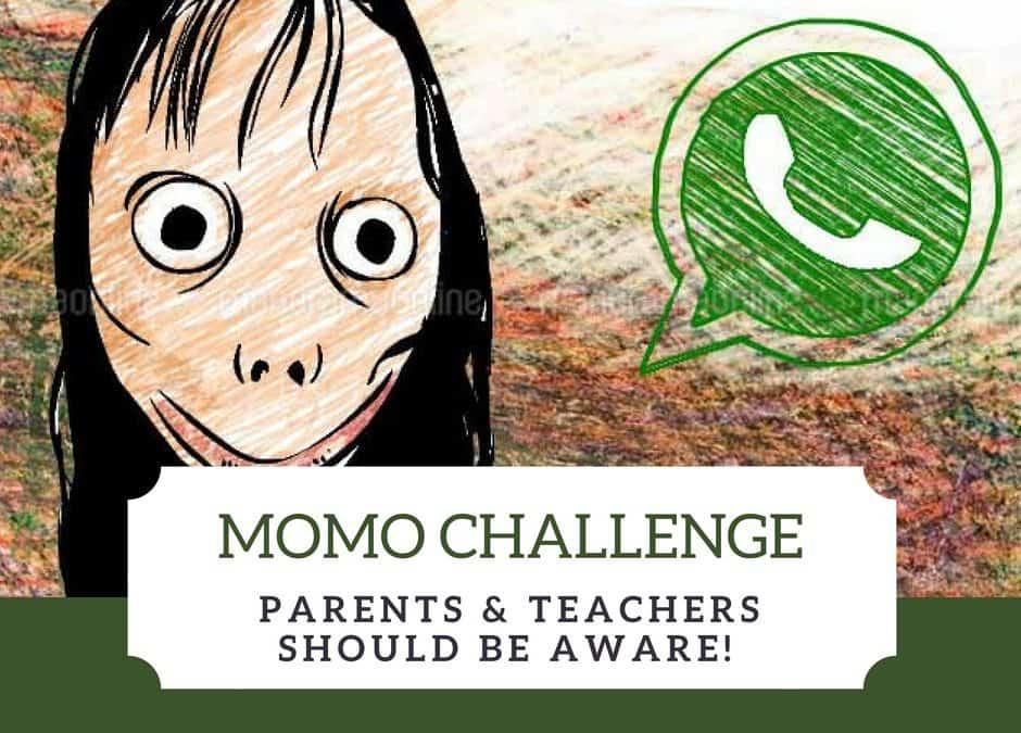 Momo challenge making Whatsapp dangerous for children - Kids