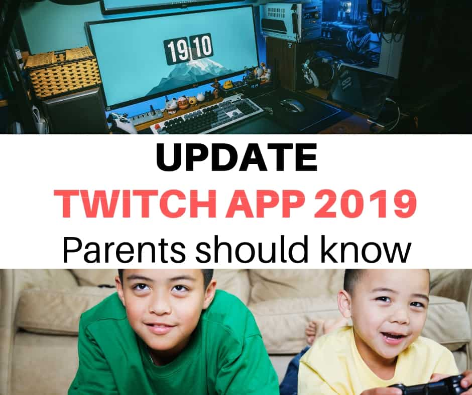 Updates on Twitch App parents need to know about - Kids n Clicks