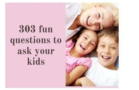 fun kids question