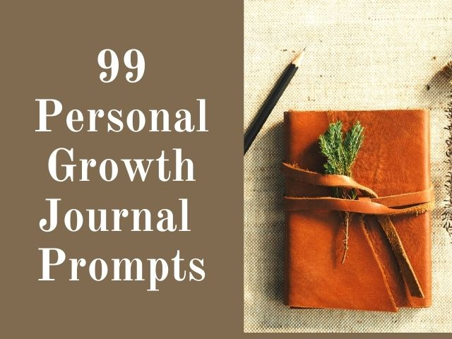 personal growth prompts