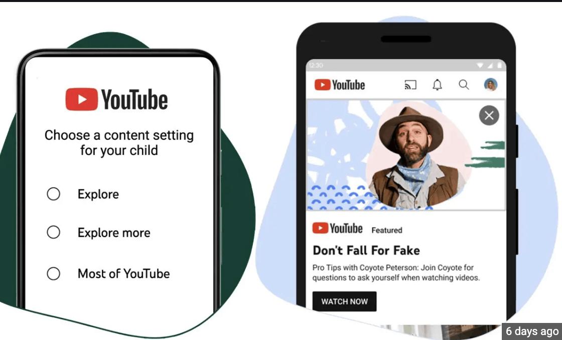 youtube for kids safe