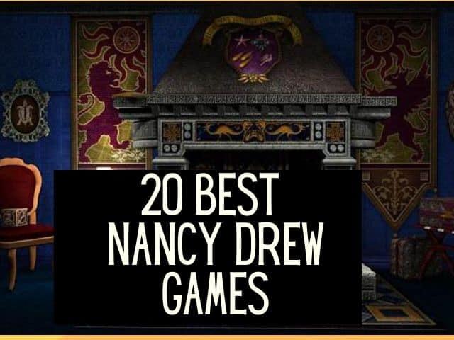 best nancy drew games