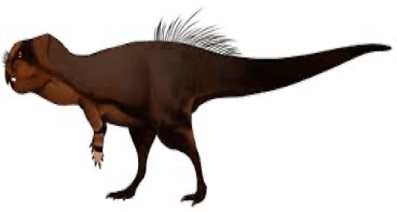 Xuanhuaceratops niei | A Dinosaur A Day | Prehistoric animals, Prehistoric  creatures, Animals artwork
