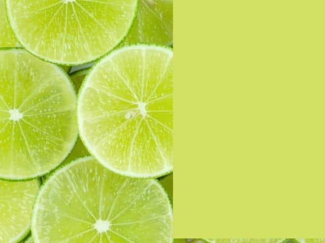 how to make lime green