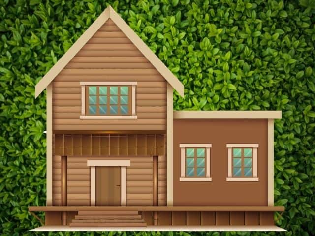 Wooden minecraft house ideas