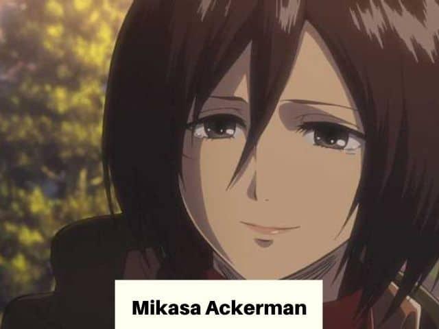 brown anime character