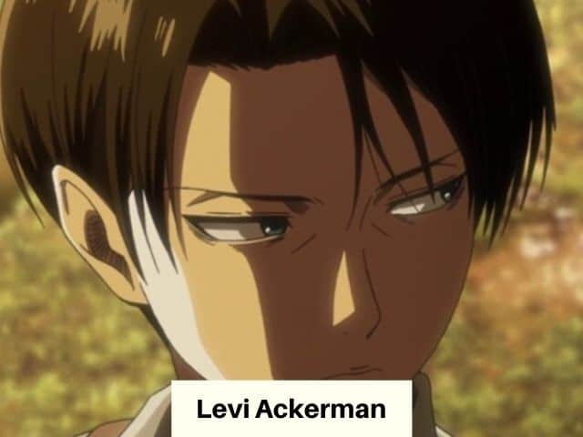 handsome anime guy