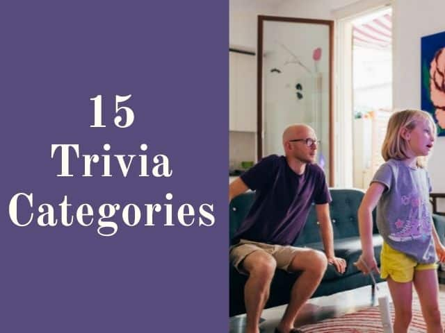 rivia categories questions and answers
