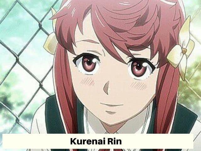 Yandere anime characters