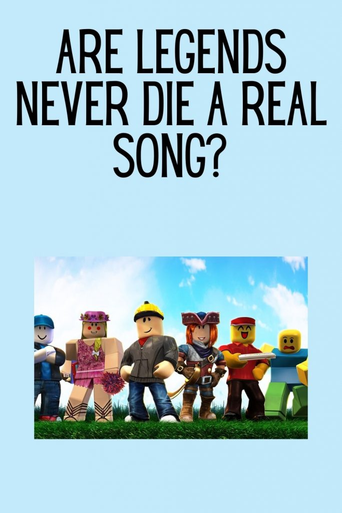 List Of Legends Never Die Roblox ID